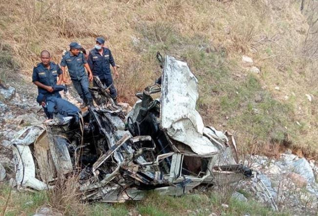 जिप दुर्घटना अपडेट : मृतकको सङ्ख्या छ पुग्यो