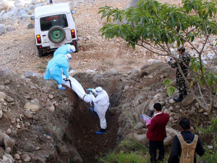 कञ्चनपुरमा ११ जना कोरोना संक्रमितको मृत्यु